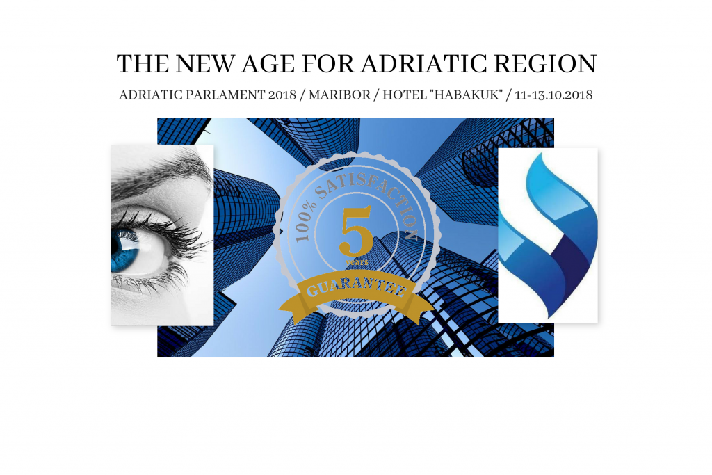 adriatic parlament / maribor / 11-13.10.2018.